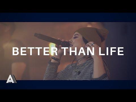 Better Than Life - Anthem Worship