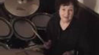 My Grandma Plays Death Metal Drums