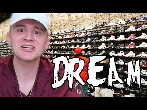 SNEAKERSHOPPING AND VINTAGE STORES in NYC - TRAVEL VLOG #2!!!