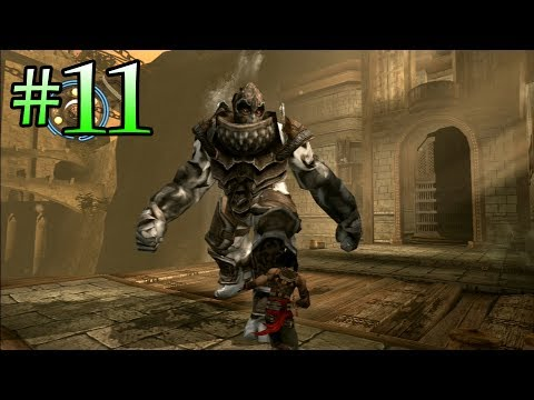 Prince of Persia: Warrior Within Walkthrough - Part 11 (All Life Upgrades) (PS3 HD)