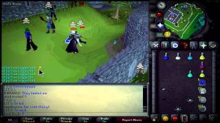 Dont Try It - Maxed 60 Attack Zerker - Old School RuneScape PK Video 4