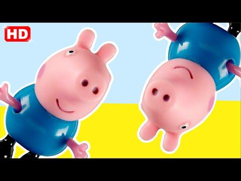PEPPA PIG | 2 GEORGE É DEMAIS HD 6ª TEMPORADA COMPLETO EM PORTUGUES! NOVELINHA DA PEPPA E DO GEORGE
