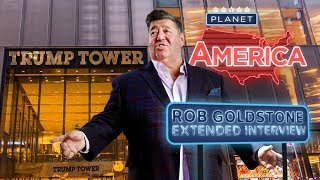 Rob Goldstone on how he was sucked into the Donald Trump/Russia scandal | Planet America