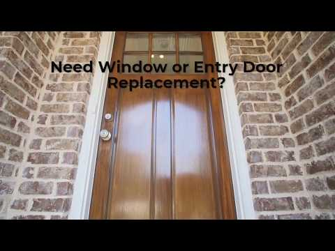 Door & Window Replacement in El Paso - Trim Team Doors & Windows