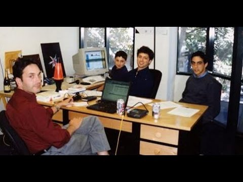 33 photos of Google's rise from a Stanford dorm room to world domination