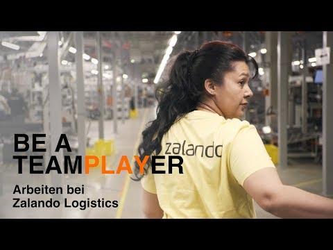 WIR PACKEN DAS! Arbeiten bei Zalando Logistics | Unser Team für Europa