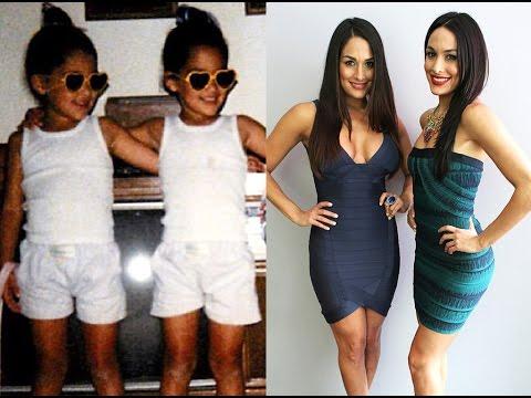 WWE Divas & NXT Divas 2015 Childhood