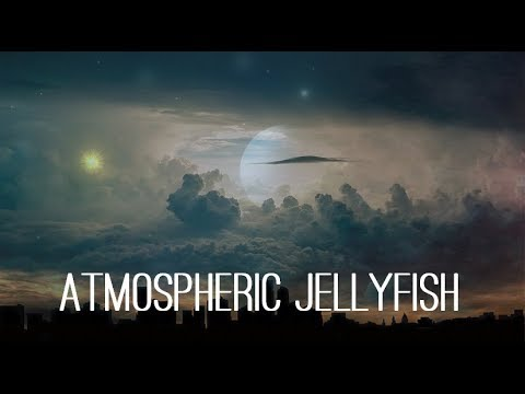 Atmospheric Jellyfish   UFOs And Atmospheric Beasts   The Blue Hour Podcast