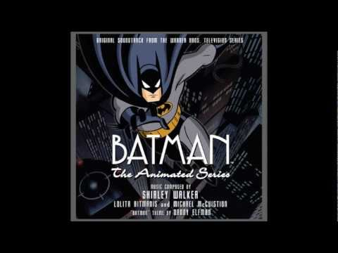Batman The Animated Series OST - Gotham City Overture