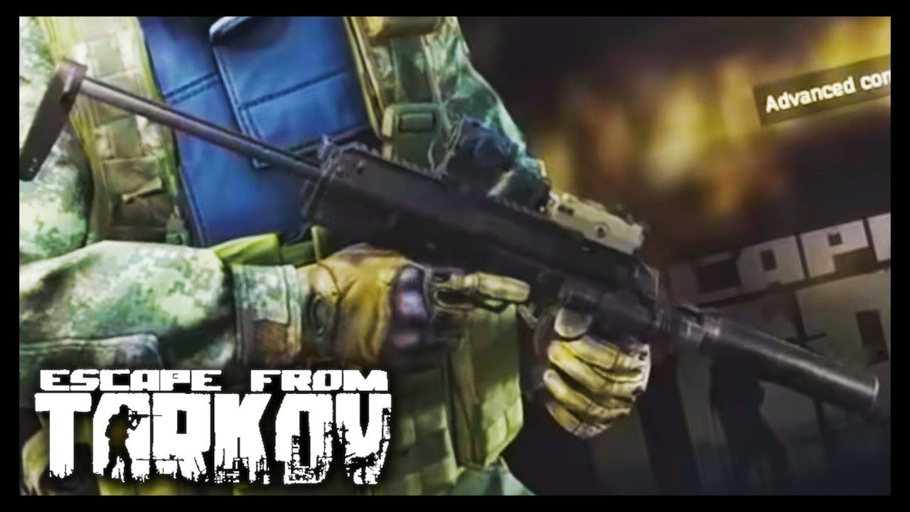 Escape from Tarkov - First look at the MP7!! - Video - ViLOOK