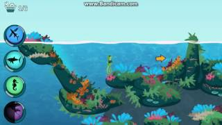 Wild Kratts - Creature Power Suit: Underwater Challenge (Gameplay)