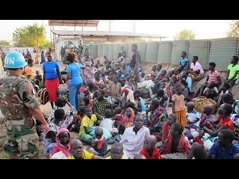 Up to 500 people killed in South Sudan capital