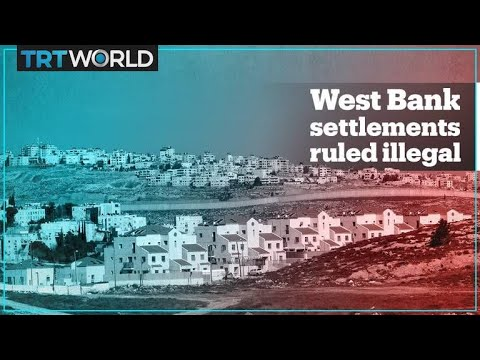 Israel's Supreme Court Rules Against Settlements