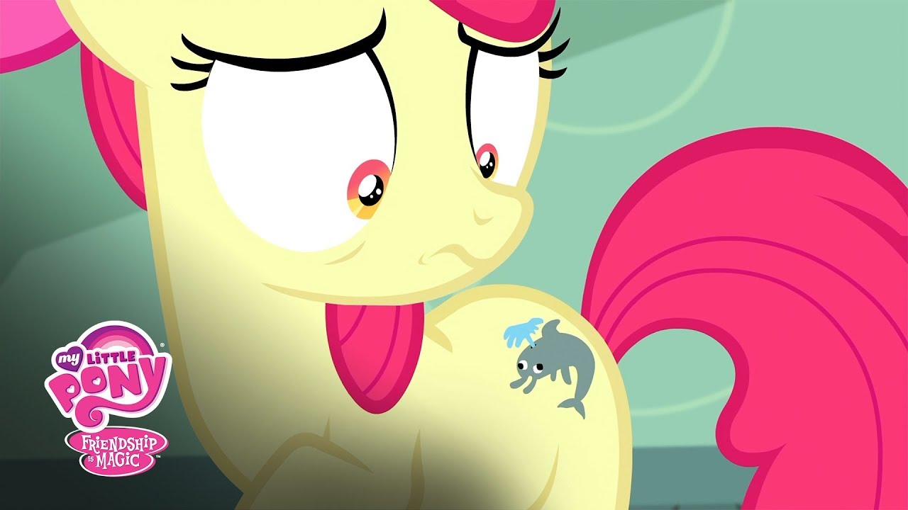 Download My Little Pony: Friendship is Magic Season 5 - 'A Dolphin Cutie Mark?' Official Clip