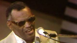 Ray Charles - Georgia on my mind - Live 1976 - Lyrics / Paroles