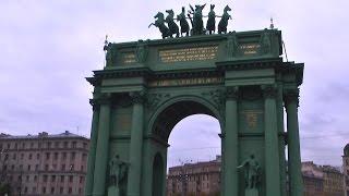 Нарвские Триумфальные ворота - памятник-музей