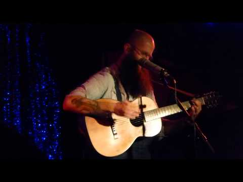 William Fitzsimmons - Wonderwall (Oasis cover) - live at Atomic Café Munich 2013