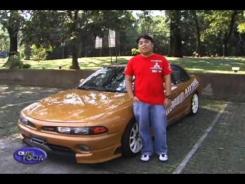 Auto Focus Customized Models 1997 Mitsubishi Galant - YouTube