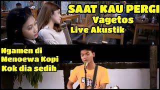 Download lagu SAAT KAU PERGI - VAGETOZ (LIRIK) COVER BY TRI SUAKA - MENOEWA