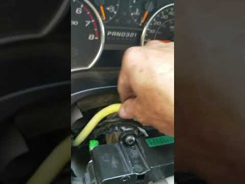 Chevrolet Colorado key cylinder replacement part 10