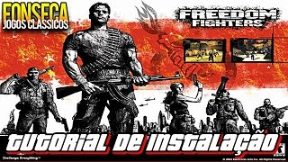 Como Instalar Freedom Fighters PC Completo