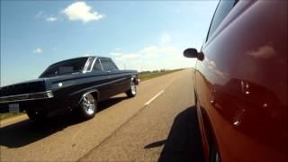 2004 GTO vs 1965 Comet