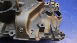 Block Casting Number 4790gm5 0lg | Crate Engine Block