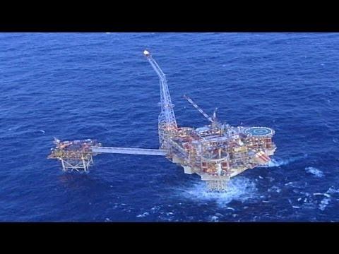 Total says no blast risk as North Sea gas leak drama
