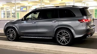 2020 Mercedes GLS AMG - Full GLS 400d Night Review Drive Interior Sound Exterior Infotainment