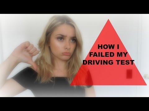 HOW I FAILED MY DRIVING TEST! Canada