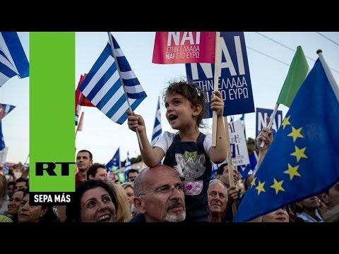 """""""El pueblo griego no votó contra Europa, votó contra el régimen colonial"""""""