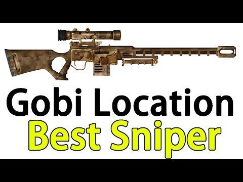 Fallout New Vegas: Gobi Campaign Scout Rifle