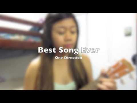Best Song Ever (Ukulele Cover) - One Direction
