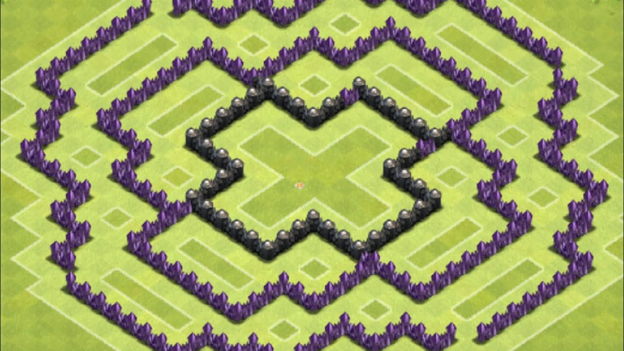 how to set up your clash of clans base
