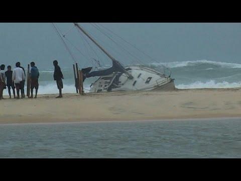 Cape Verde avoids major damage as Hurricane Fred moves on