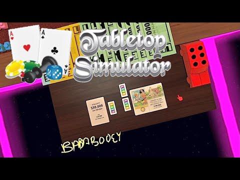 Weird Tabletop Simulator Games |