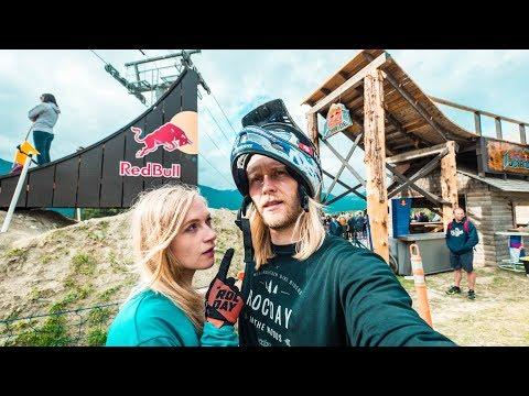 Red Bull Joyride 2017 | Whistler Crankworx | Treneiro Trip Kanada ep 3