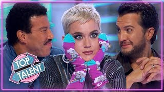 BEST of the BOYS on American Idol 2018 | Top Talent