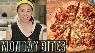 Monday Bites: Meatball Sliders + Cheeseburger Pizza | Food Network