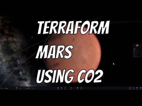 CO2 Experiment - Terraforming Mars Using CO2