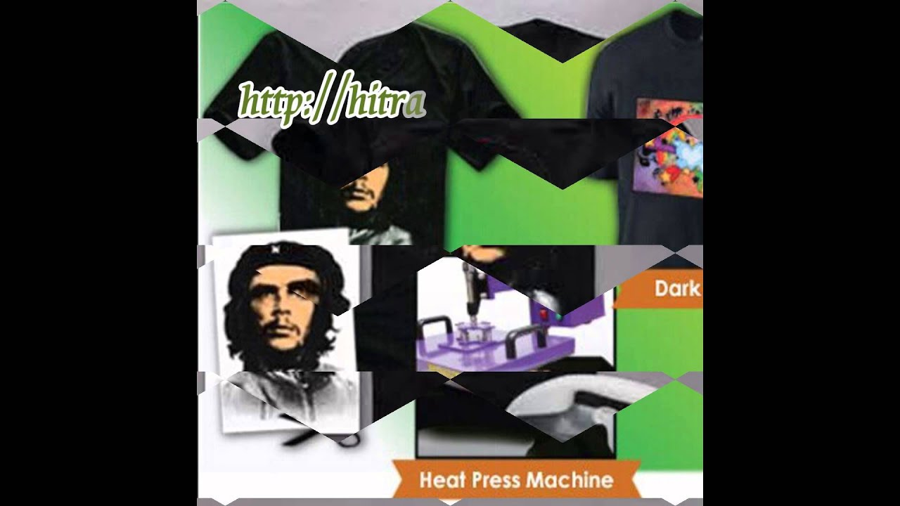 A4 Size Dark T-shirt Transfer Paper For Dark Pure Cotton