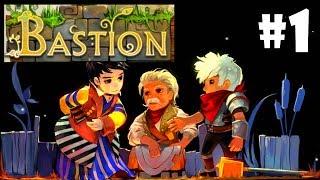 Bastion: Gameplay español #1 | Introducción y primeros pasos