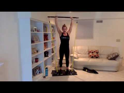 BodyBoss Fat Burner Beginners Workout with Kristi