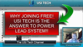 Why USI TECH FREE is the ANSWER to Power Lead  System!