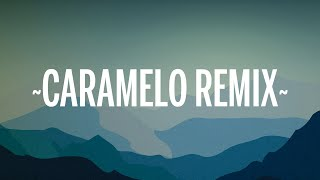 Ozuna x Karol G x Myke Towers - Caramelo Remix (Letra/Lyrics)