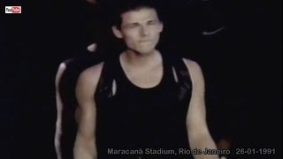 a-ha live - Crying in the Rain (HD), Rock in Rio II, Rio de Janeiro - 26-01-1991