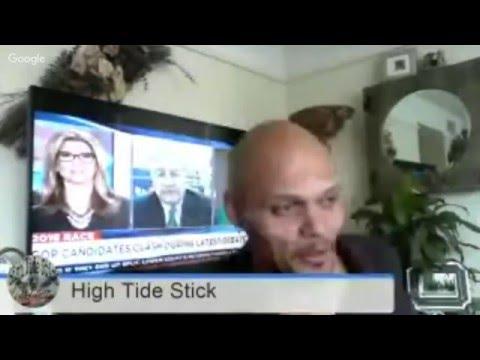 Season 1 Episode 56: High Tide Stick #LIVEwithTheDoc MistaTre