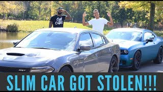 TALLGUYCARREVIEWS (Slim) car got STOLEN!!! NOT CLICKBAIT!!