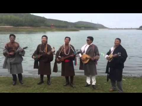 New Tibetan Amdo Song 2015 by groups