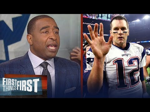 Cris Carter on Tom Brady's comments about not being appreciated by Patriots   FIRST THINGS FIRST